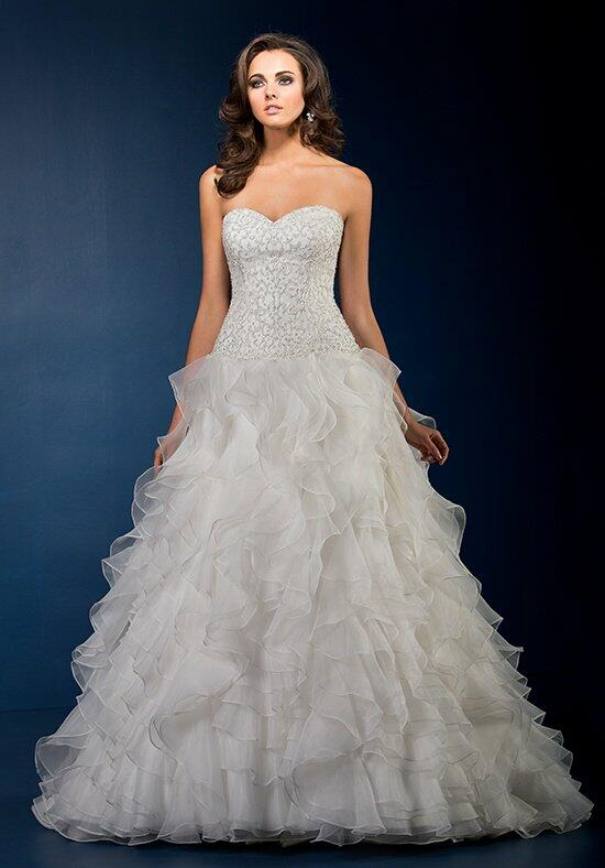 Jasmine Couture T162071 Wedding Dress photo