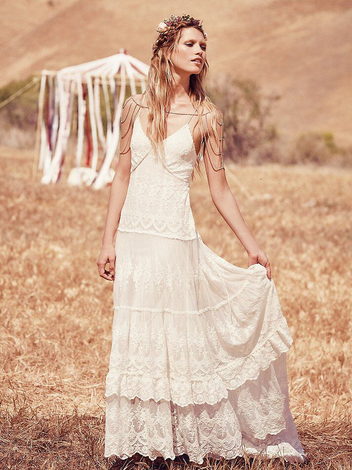 Free People Wedding Dress.Free People Launches Wedding Dresses