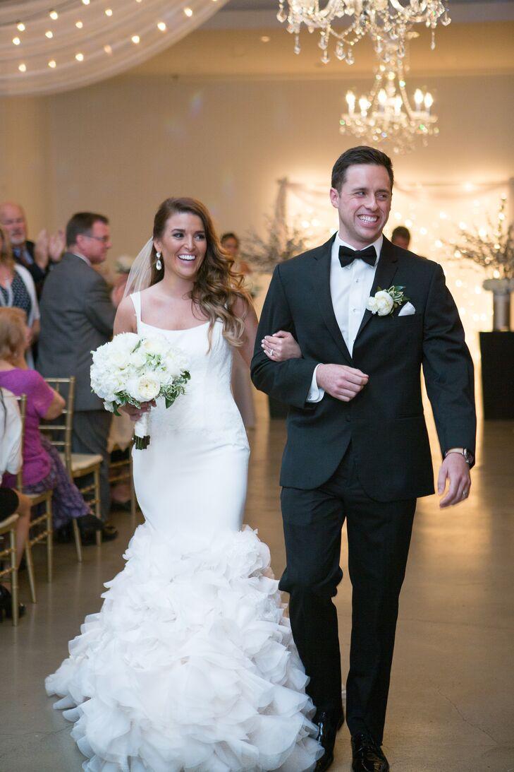 A Classic, Elegant Wedding at Registry Bistro in Toledo, Ohio