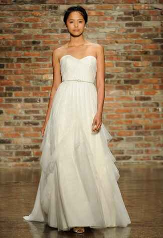 Haley Paige Spring 2014 Wedding Dresses/ Lotus