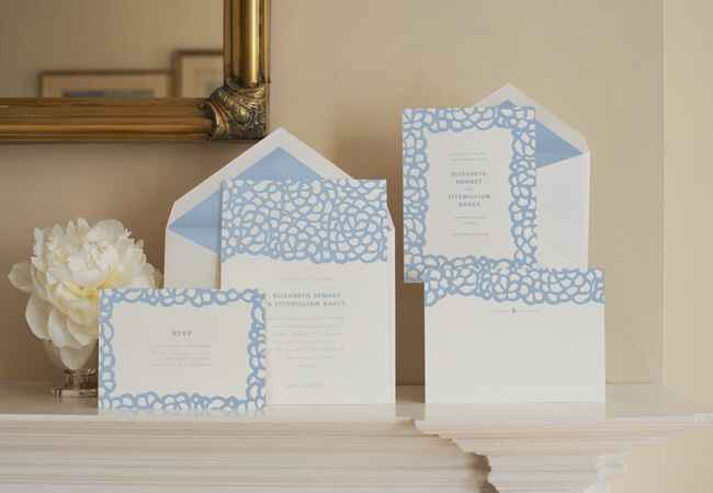 Runway Inspired Invitations From Oscar de la Renta for Paperless Post