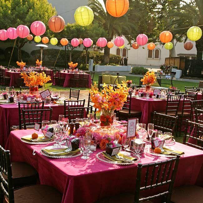 Home Decor Livermore: Jennifer & Mark: An Outdoor Wedding In Livermore, CA