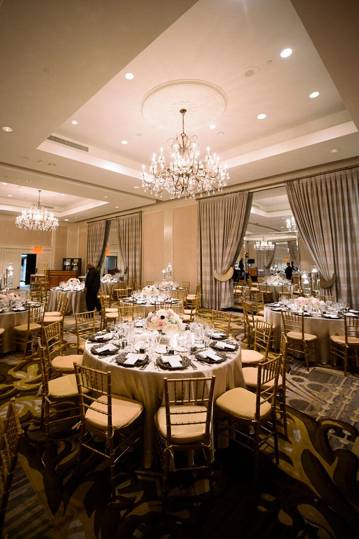 Reception At The Four Seasons Hotel In Georgetown