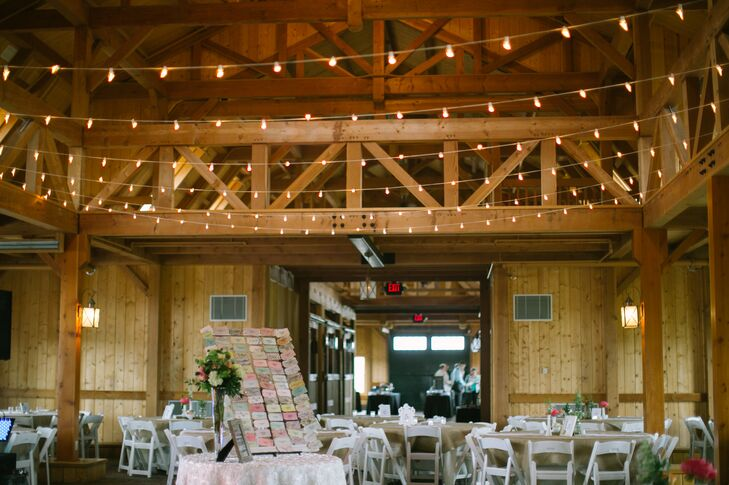 A Rustic Reception at Mildale Farms
