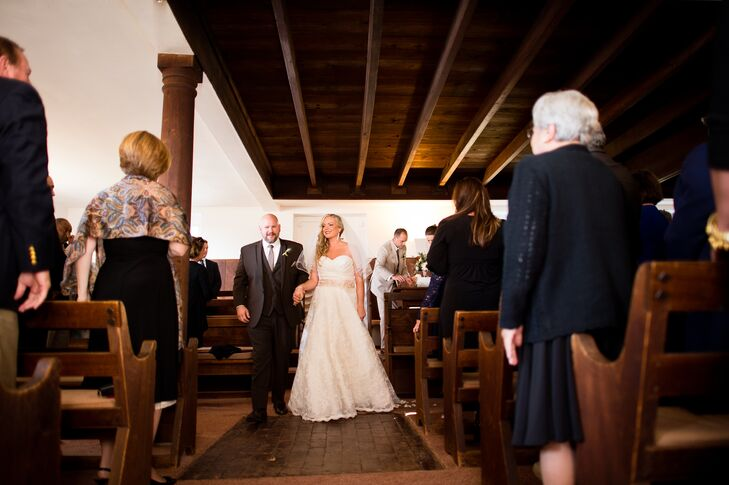 Recessional at Quaker Meeting House