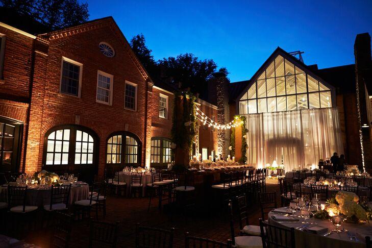 A Cheekwood Botanical Garden Wedding In Nashville Tennessee