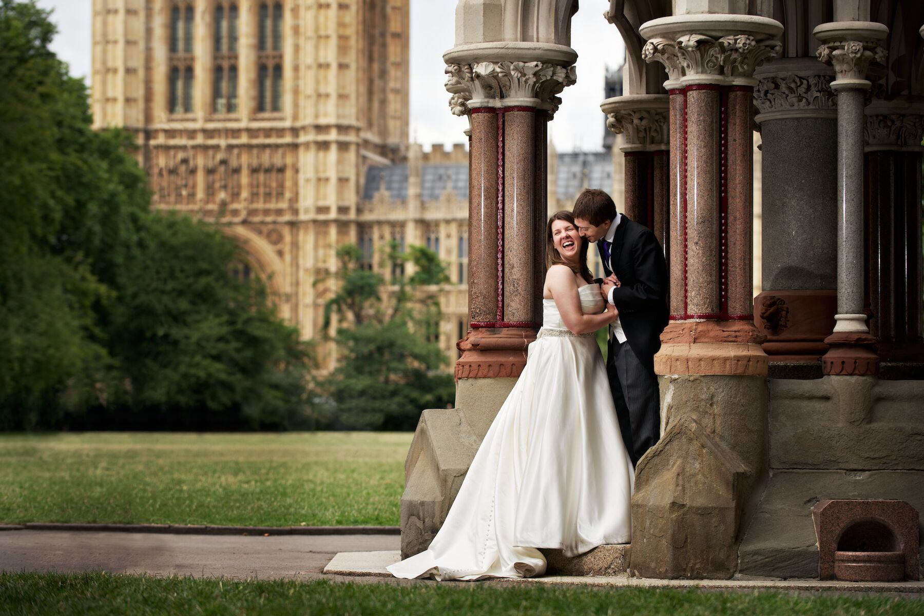 Traditional English Wedding Gifts: A Traditional Christian Wedding At Oak Hill College In