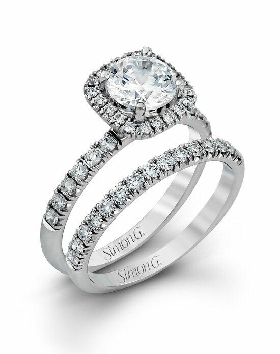 Simon G. Jewelry MR2132 Engagement Ring photo