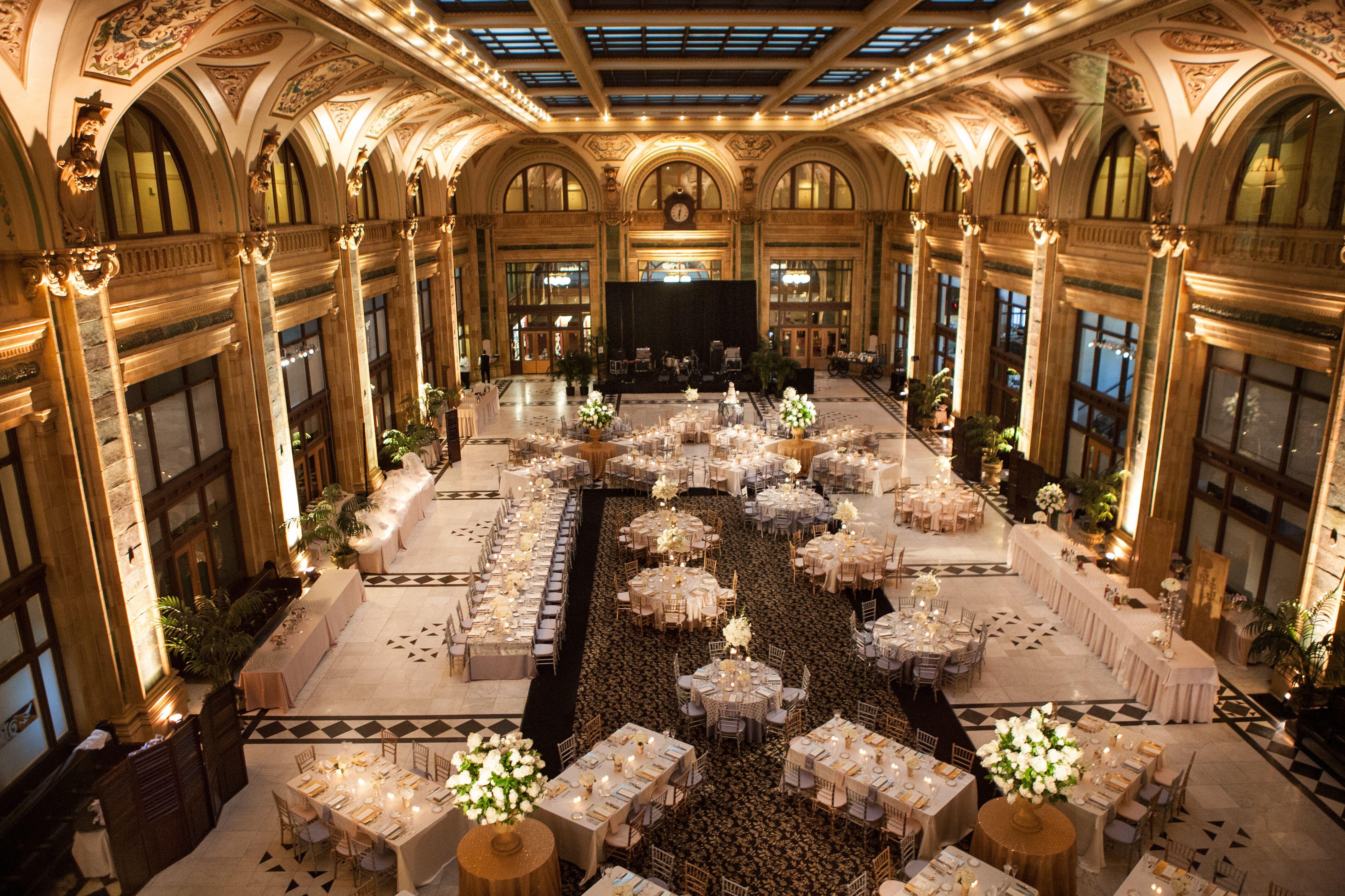 The Pennsylvanian Wedding Reception