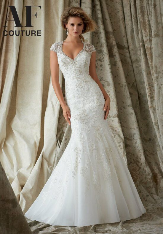 AF Couture: A Division of Mori Lee by Madeline Gardner 1329 Wedding Dress photo