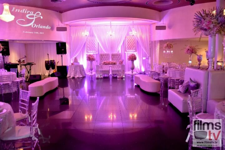 Aqua Reception Venue Miami Fl