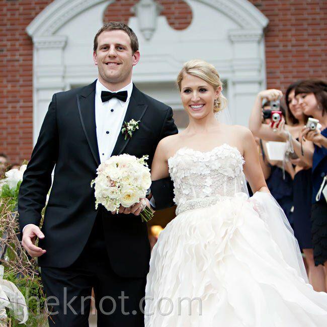 Ashley Jay Wedding Intimate Fun Wedding: A Romantic Formal Wedding In Columbia, MO