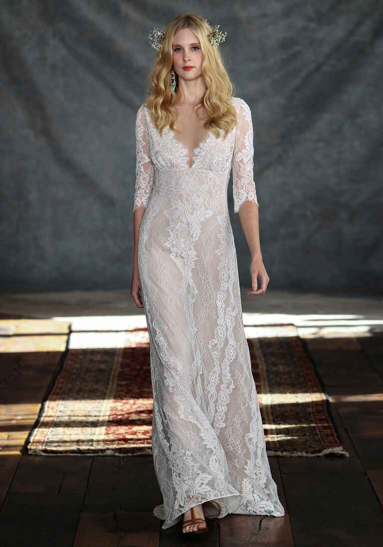 Photo: Courtesy of Claire Pettibone | The Knot Blog