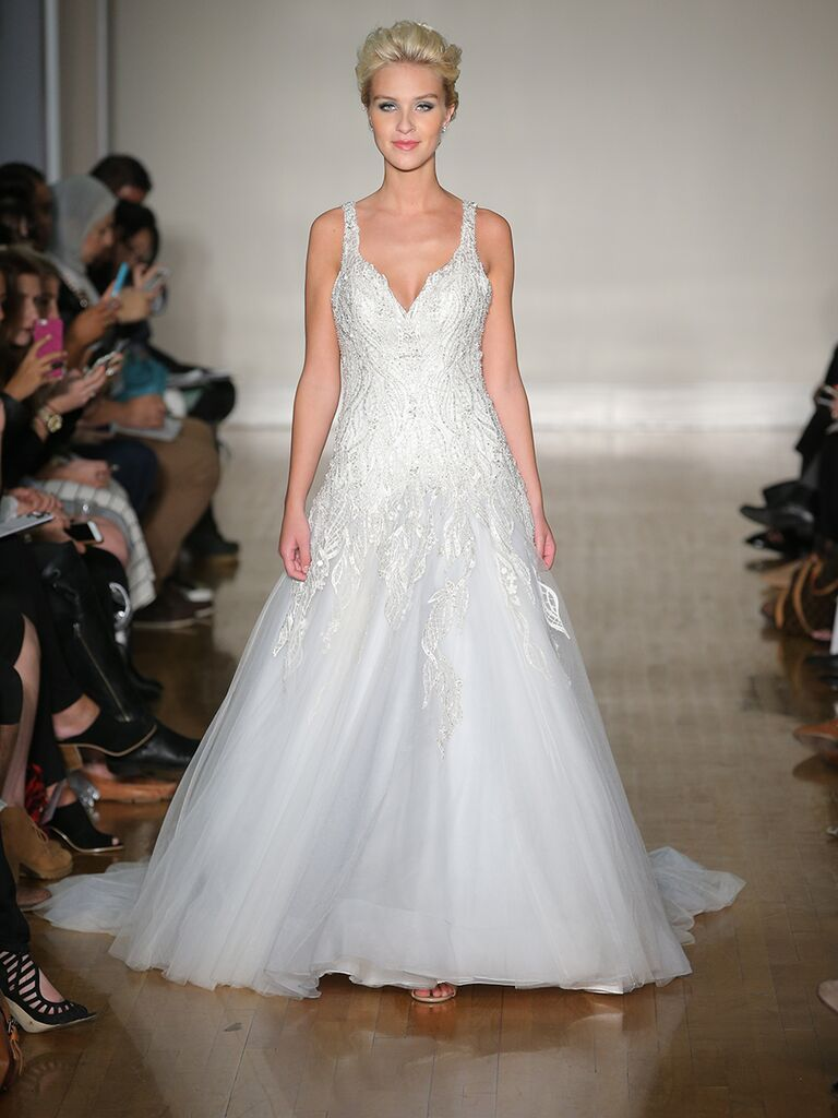 Allure Bridals Fall Bridal Fashion Week Photos