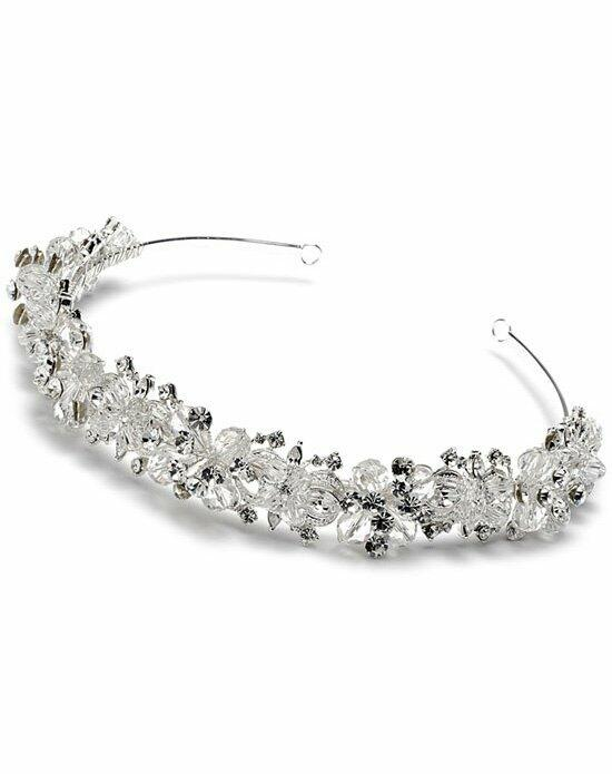 USABride Eternity Swarovski Crystal Headband TI-3069 Wedding Pins, Combs + Clips photo